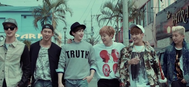 2pm - Time Spent Together
