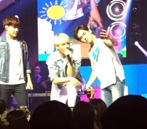 Infinite Effect Woohyun, Sungkyu, Hoya