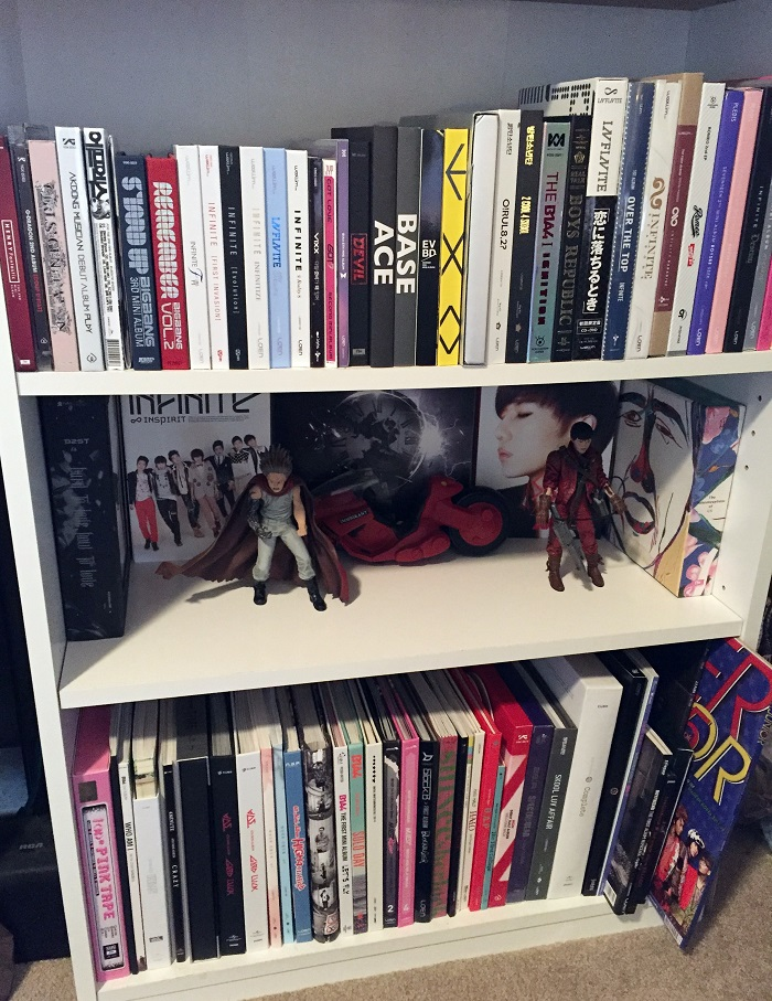 k pop collection 011