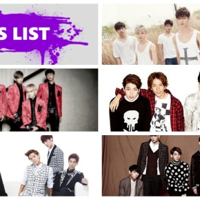 Top Five Most Underrated K-Pop Rookie Groups (Male)