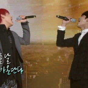 Great Performances: Sungkyu & Woohyun – The Day The Sun Rises