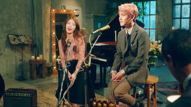 Suzy Baekhyun - Dream