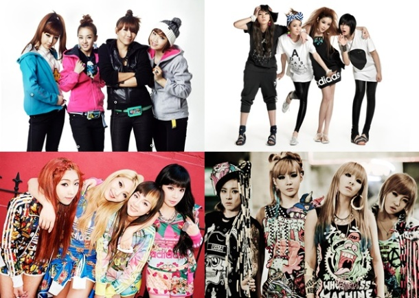 Top Ten Best Songs by 2NE1