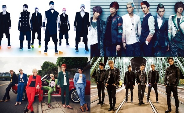 Top Ten Best Songs by Teen Top