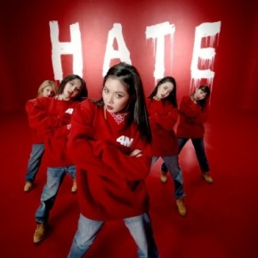 4MINUTE – Hate