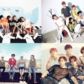 The Top Five Best Albums by B1A4
