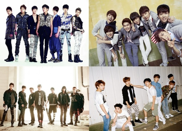 Top Ten Best Songs by Infinite