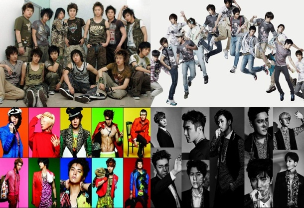 Top Ten Best Songs by Super Junior