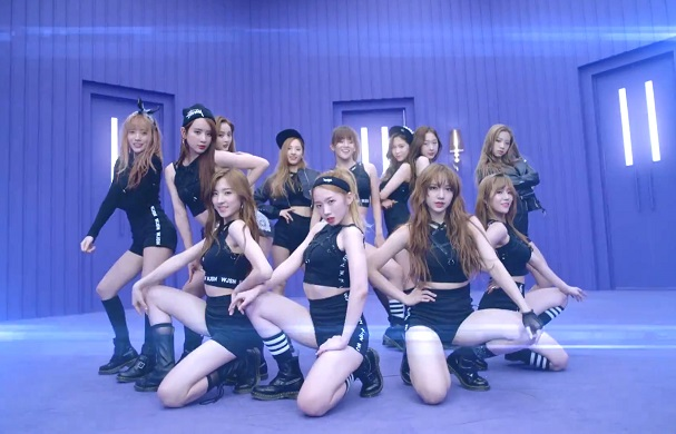 cosmic girls wjsn catch me