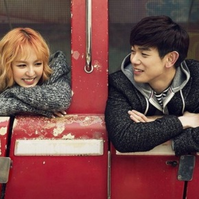 Song Review: Eric Nam & Wendy – Spring Love