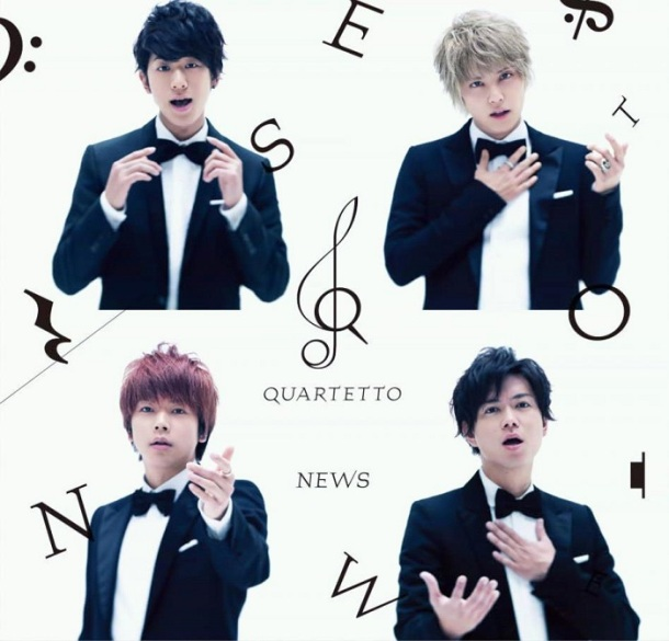 News quartetto