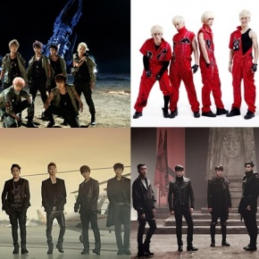 The Top Ten Best Songs byB.A.P
