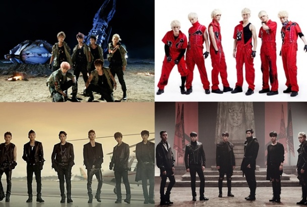 Top Ten Best Singles by BAP