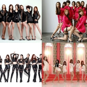 The Top Ten Best Songs by NINE MUSES