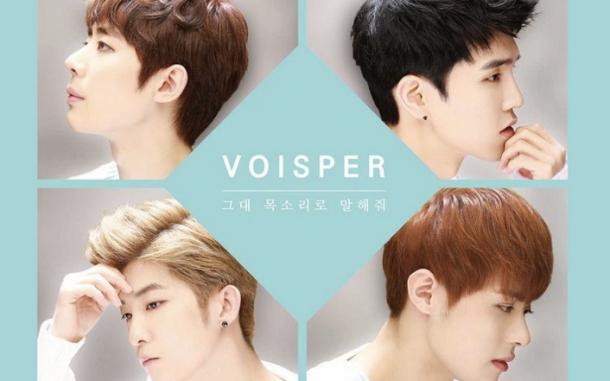 voisper in your voice