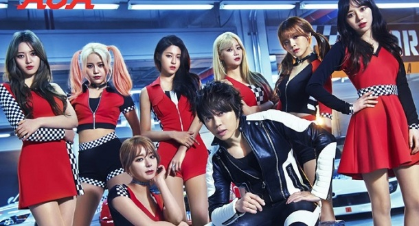 aoa - give me the love (ft. tm revolution)
