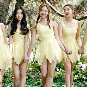 Song Review: April – Tinkerbell