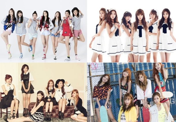 Top Ten Best Songs By APINK