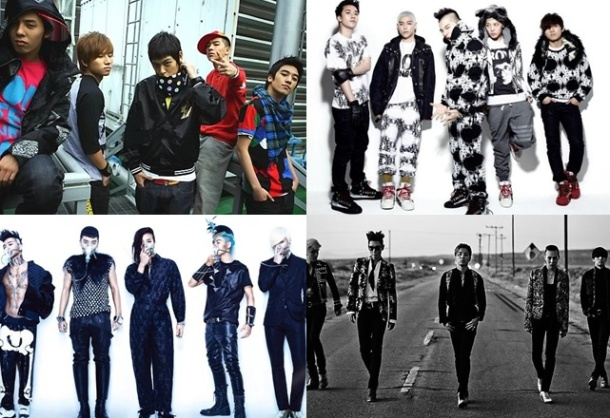 Top Ten Best Songs By Bigbang