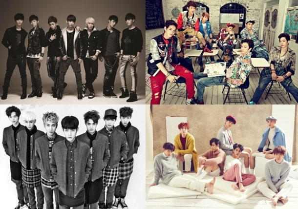 Top Ten Best Songs By BTOB
