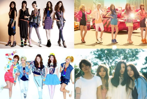 Top Ten Best Songs By f(x)