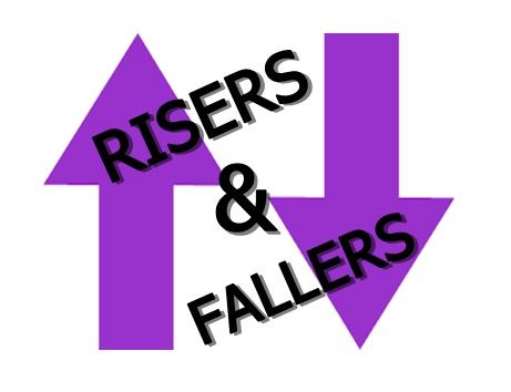 Risers & Fallers