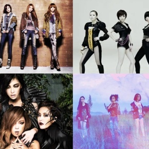 The Top Ten Best Songs by BROWN EYED GIRLS