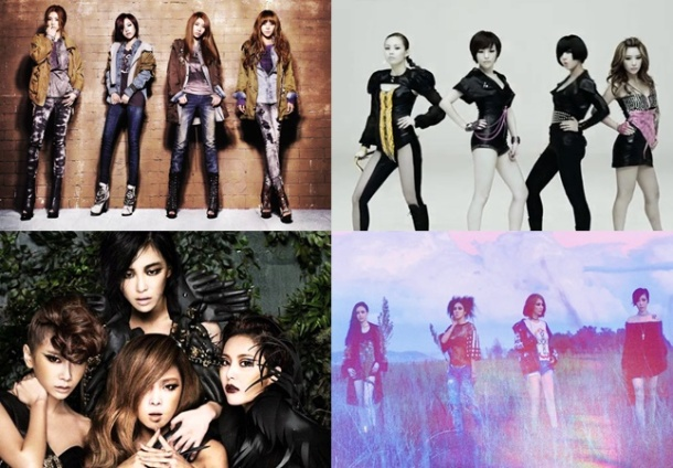 Top Ten Best Songs By BROWN EYED GIRLS
