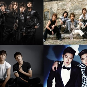 The Top Ten Best Songs by TVXQ / DBSK / TOHOSHINKI