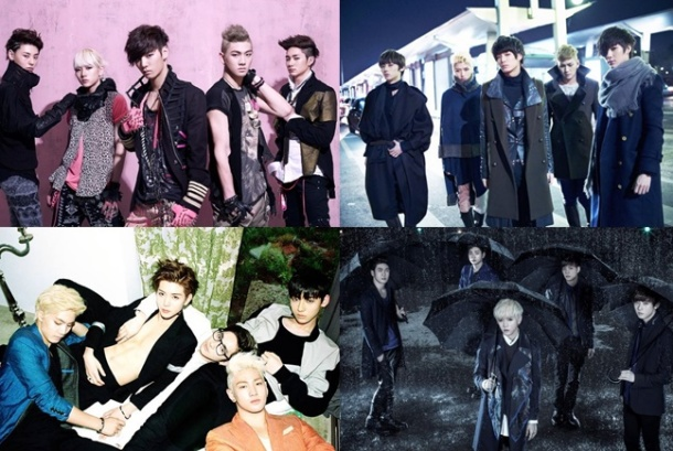 Top Ten Best Songs By NU'EST