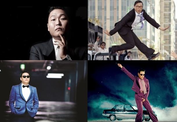 Top Ten Best Songs By PSY