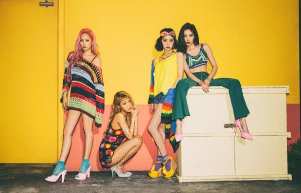 Wonder Girls - Why So Lonely