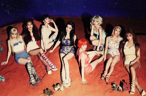 Girls Generation - Sailing (0805)