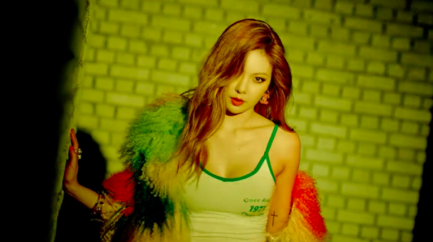 HyunA - How's This