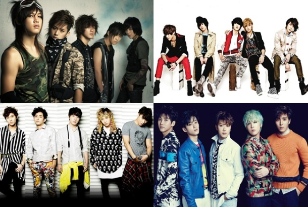 Top Ten Best Songs By FTISLAND
