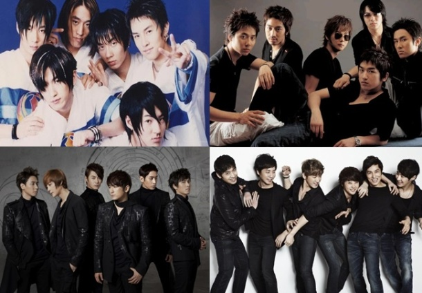 Top Ten Best Songs By SHINHWA
