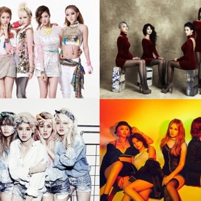 The Top Ten Best Songs by SPICA