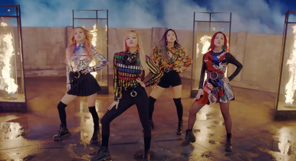 Song Review Blackpink Playing With Fire The Bias List