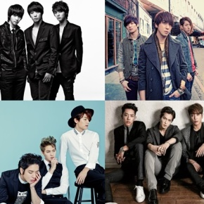 The Top Ten Best Songs by CNBLUE