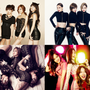 The Top Ten Best Songs by MISS A