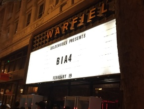 Review & Recap: B1A4 Four Nights in the US – San Francisco