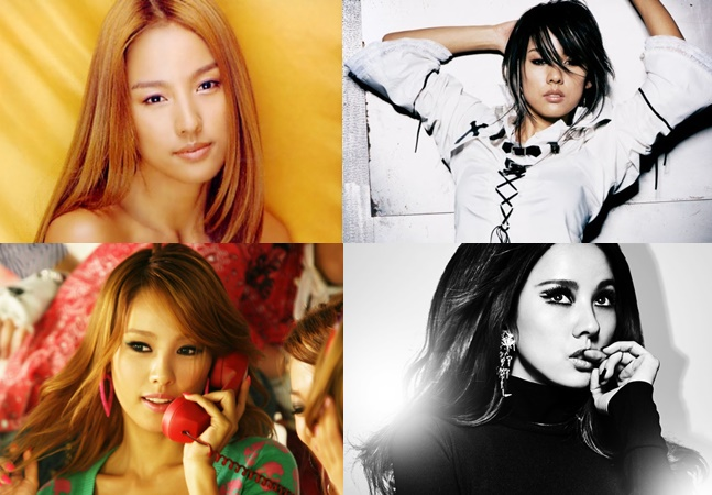 The Top Ten Best Songs by LEE HYORI | The Bias List // K-Pop Reviews &  Discussion