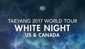 Taeyang White Night World Tour in Vancouver – Review &Recap