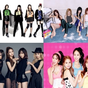 The Top Ten Best Songs by FIESTAR