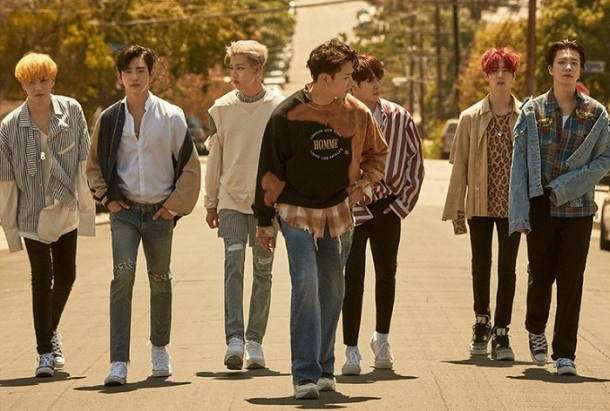 Image result for got7 you are