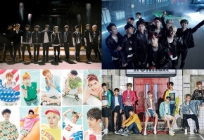 The Top Ten Best Songs by UP10TION