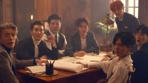 Song Review: Super Junior – BlackSuit