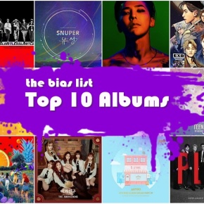The Top 10 K-Pop Albums of 2017