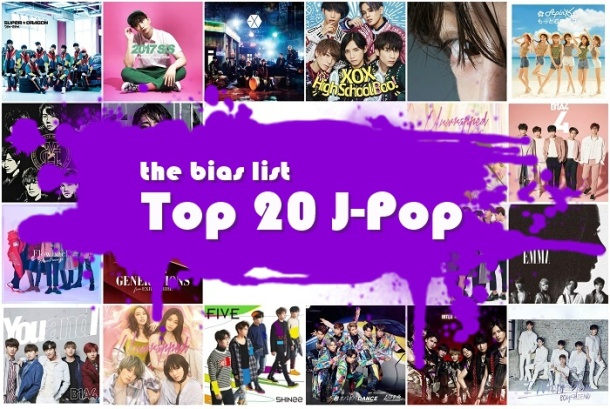 The Top 20 J-Pop Songs of 2017 | The Bias List // K-Pop