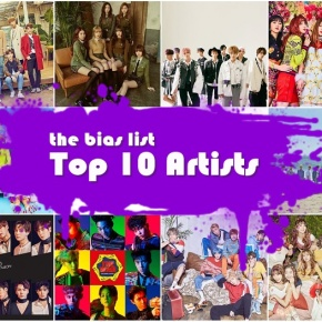 The Top 10 K-Pop Artists of 2017